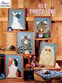 Cat Portraits Plastic Canvas Pattern