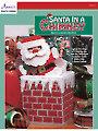 Santa In A Chimney