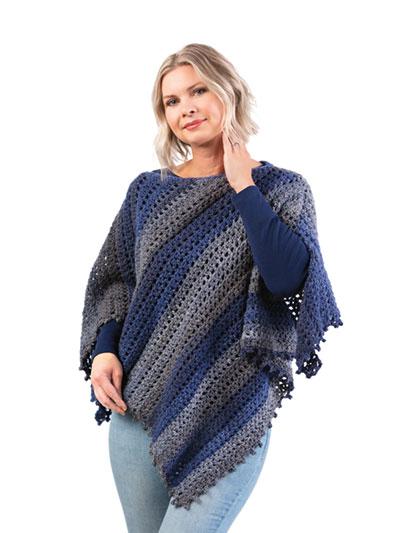 ANNIE'S SIGNATURE DESIGNS: Tipi Wrap Crochet Pattern