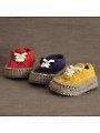 Classic Baby Sneakers Crochet Pattern