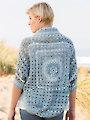 ANNIE'S SIGNATURE DESIGNS: Bloom Cocoon Crochet Pattern
