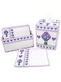 Lovely Lavender Plastic Canvas Pattern Set