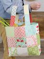 Market Bag Sewing Pattern or Kit