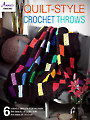 Quilt-Style Crochet Throws Pattern Book
