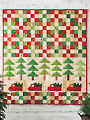 EXCLUSIVELY ANNIE'S QUILT DESIGNS: Tree Time Quilt Pattern