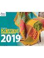 2019 Mix & Match Sampler Afghan Calendar