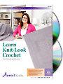 Learn Knit-Look Crochet Class DVD