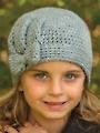 Vienna Vintage Hat With Pleats Crochet Pattern