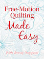 Learn Free-Motion Graffiti Quilting
