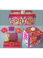 Spring Sightings Plastic Canvas Pattern