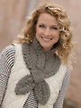 Braided Cable Cowl Crochet Pattern