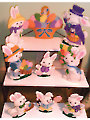 Easter Table Toppers Plastic Canvas Pattern