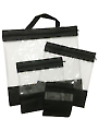 Clear Storage Bags - 4/pkg