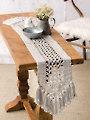Cotton Bloom Table Runner Crochet Pattern