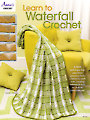 Learn to Waterfall Crochet Pattern