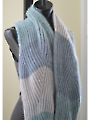 Monterey Brioche Scarf Knit Pattern