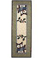 Hoot & Holler Wall Hanging and Table Runner Pattern