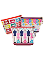 Novelty Sewing Zipper Pouch 1/pkg.