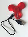 Wireless Speaker LED Fidget Spinner