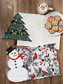EXCLUSIVELY ANNIE'S QUILT DESIGNS: Winter Place Mats Pattern