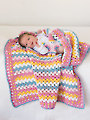 ANNIE'S SIGNATURE DESIGNS: Millie's First Blanket & Toy Crochet Pattern