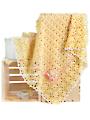 Baby's Breath Blanket Crochet Pattern