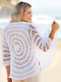 ANNIE'S SIGNATURE DESIGNS: Summer Circles Cardi Crochet Pattern