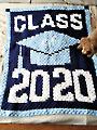 Class of 2020 Afghan Crochet Pattern