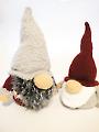 Festive Tomte Gnomes Knit Pattern