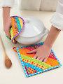 Safe Fingers Pot Holders Sewing Pattern