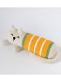 Arturo the Sleepy Cat Crochet Pattern
