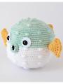 Carrie the Blowfish Amigurmi Crochet Pattern