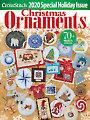 Just CrossStitch Ornaments 2020
