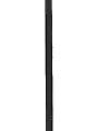 Gypsy Quilter Flat Black Elastic 1/4 x 5 yards
