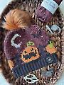 Halloweenie Beanie Crochet Pattern