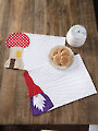 EXCLUSIVELY ANNIE'S DESIGNS: Gnome at Home Place Mats Pattern or Kit