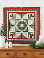 Boughs of Holly Quilt Pattern