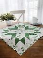Christmas Star Topper Quilt Pattern