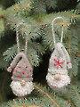 ANNIE'S SIGNATURE DESIGNS: Gnome Ornaments Knit Pattern