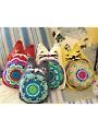Karmic Kitty Plushie Pillow Crochet Pattern