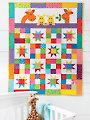 EXCLUSIVELY ANNIE'S QUILT DESIGNS: Good Night Baby Quilt Pattern