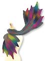 Embossed Phoenix Scarf Crochet Pattern