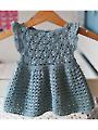 Chloe Crochet Dress Pattern