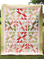 Stacking Star Quilt Pattern