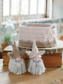 ANNIE'S SIGNATURE DESIGNS: Rustic Basket & Troll Gnomes Crochet Pattern
