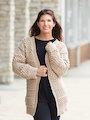 ANNIE'S SIGNATURE DESIGNS: Waterford Crochet Cardigan Pattern