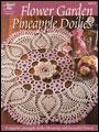 Flower Garden Pineapple Doilies