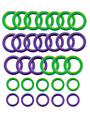 Soft Stitch Ring Markers 30 pc.