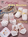 Heirloom Baby Booties