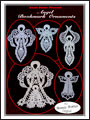Angel Bookmark Ornaments